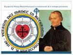el papel de philipp melanchthon para la conformaci n de la teolog a protestante