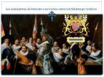 los anabaptistas de holanda y sus luchas contra los habsburgo cat licos