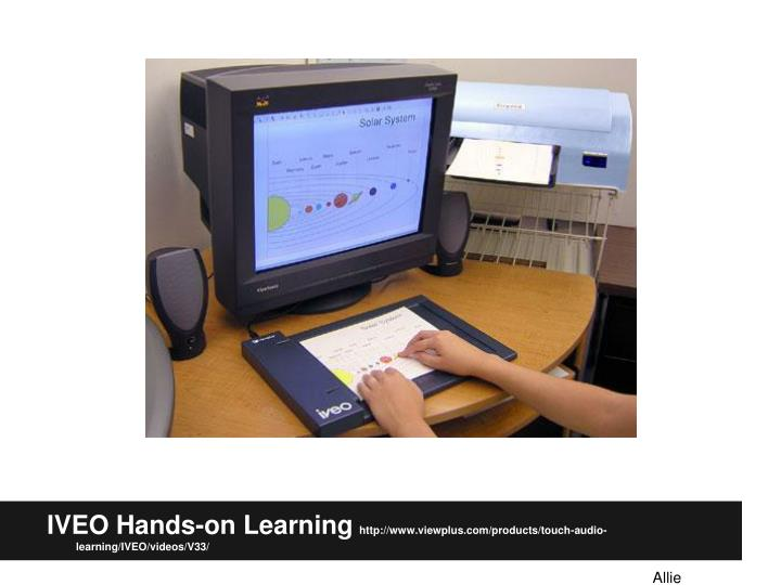 IVEO Hands-on Learning
