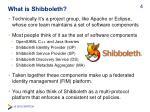 what is shibboleth