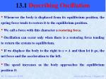 13 1 describing oscillation3