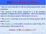 13 1 describing oscillation5