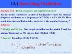 13 1 describing oscillation7