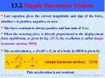 13 2 simple harmonic motion1