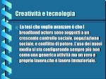 creativit e tecnologia1