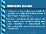 globalizzazione e creativit11