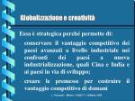 globalizzazione e creativit2