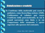 globalizzazione e creativit25