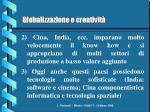 globalizzazione e creativit4