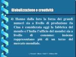 globalizzazione e creativit5