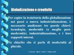 globalizzazione e creativit9
