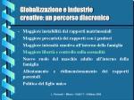 globalizzazione e industrie creative un percorso diacronico7