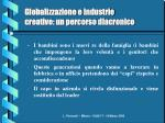globalizzazione e industrie creative un percorso diacronico9