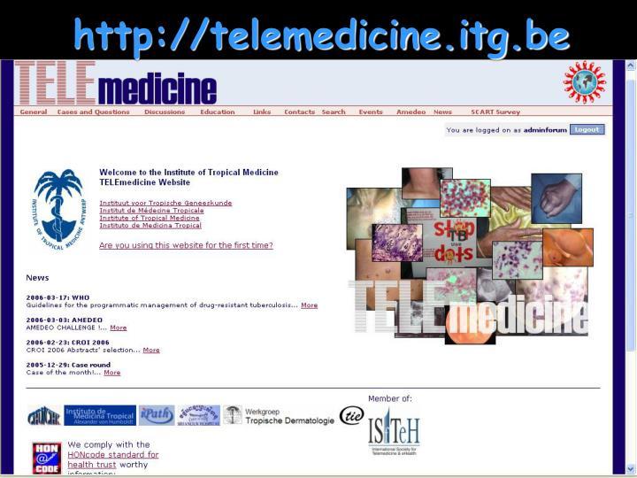 http://telemedicine.itg.be