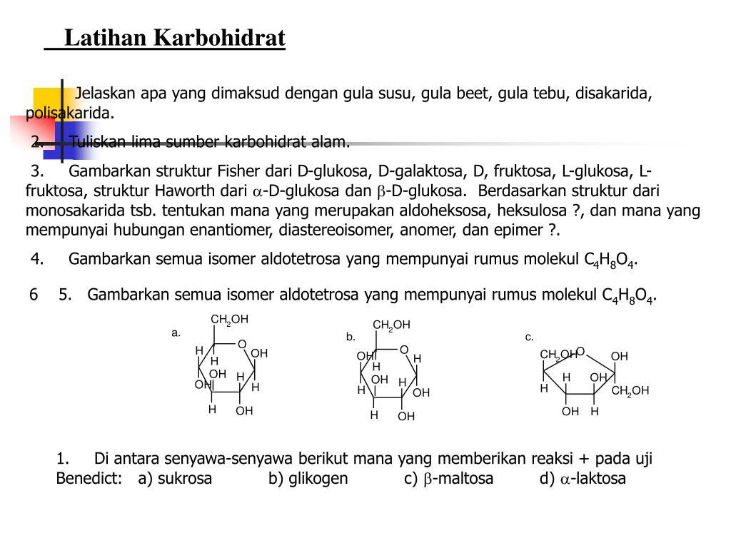 Ppt Karbohidrat Powerpoint Presentation Free Download Id 5180556