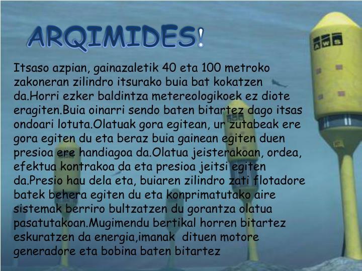 ARQIMIDES