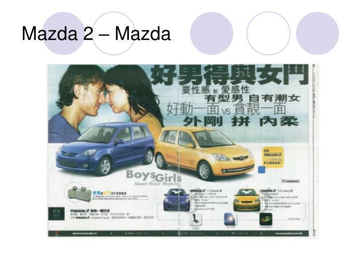 Mazda 2 – Mazda