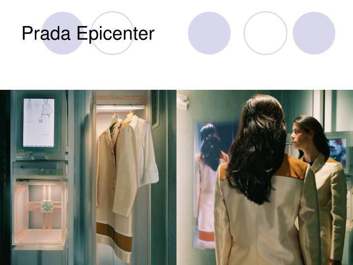 Prada Epicenter