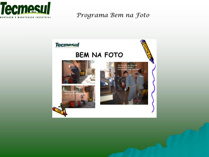 Programa Bem na Foto