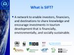 what is sift