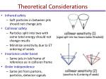 theoretical considerations2