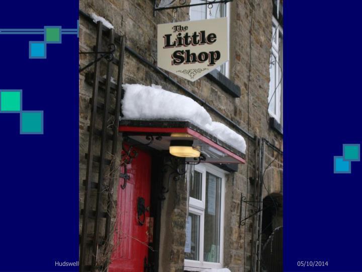 Hudswell Community Pub Ltd