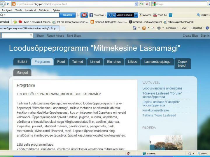 Veebiprogramm
