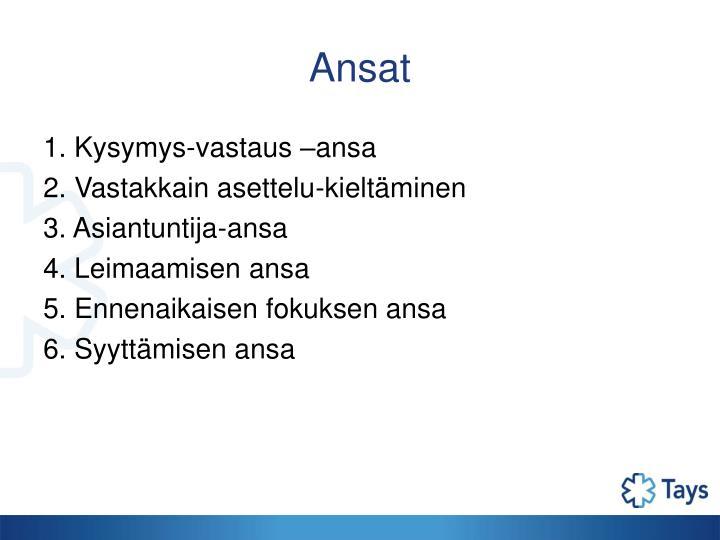 Ansat