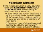 focusing illusion1