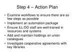 step 4 action plan1