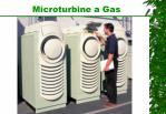 microturbine a gas1