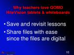 why teachers love qomo hitevision tablets whiteboards1