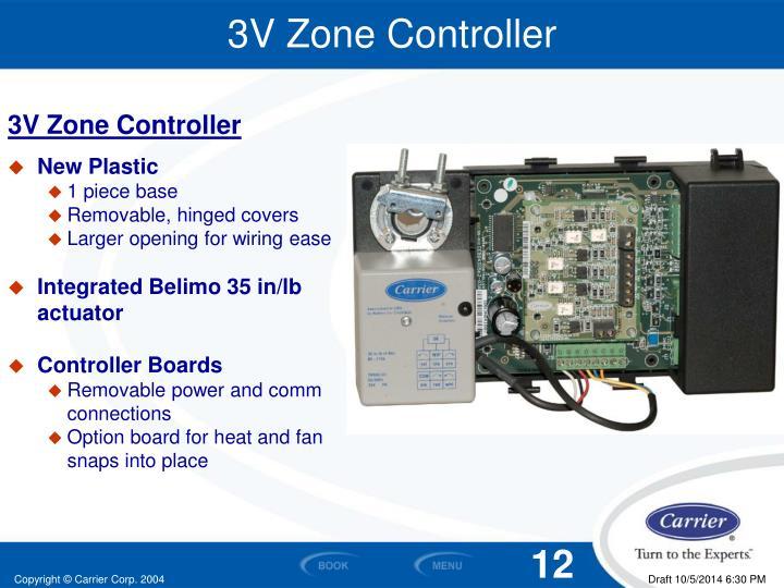 3V Zone Controller