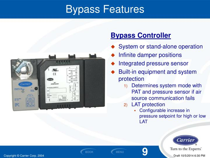 Bypass Features