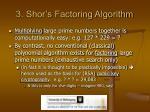 3 shor s factoring algorithm2