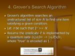 4 grover s search algorithm6