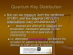 quantum key distribution4
