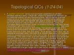 topological qcs 1 24 04