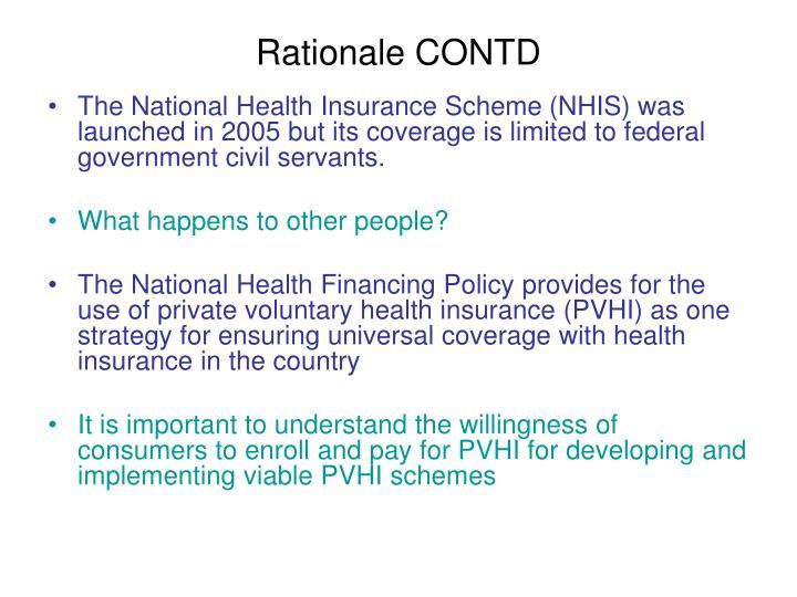 Enugu Health Financing Health Care Financing