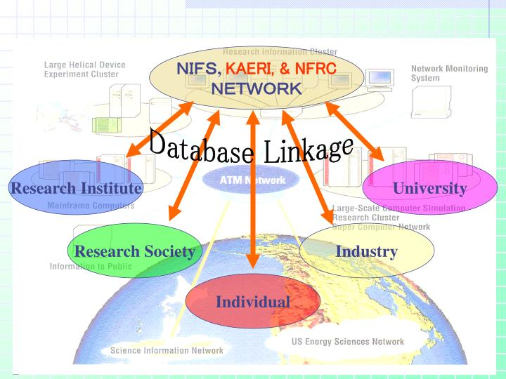 Role of NIFS NETWORK
