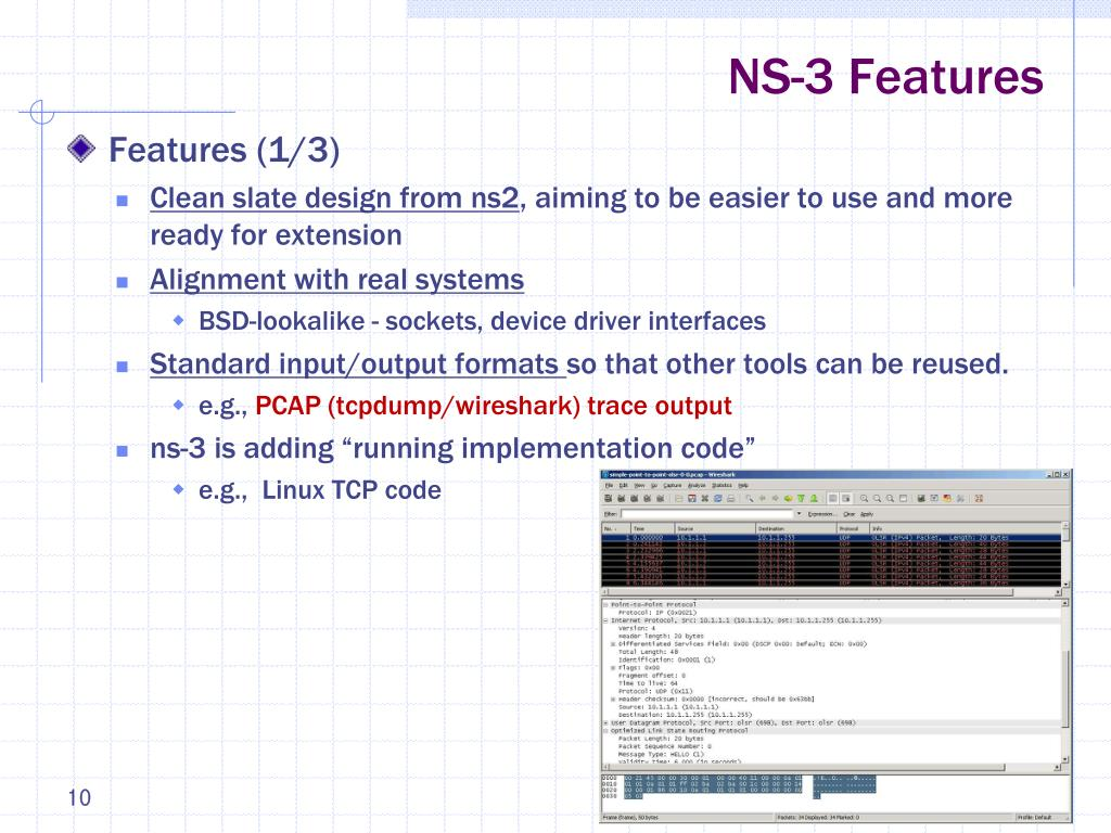 Ns3 Tool