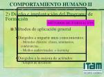 comportamiento humano ii18