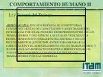 comportamiento humano ii9