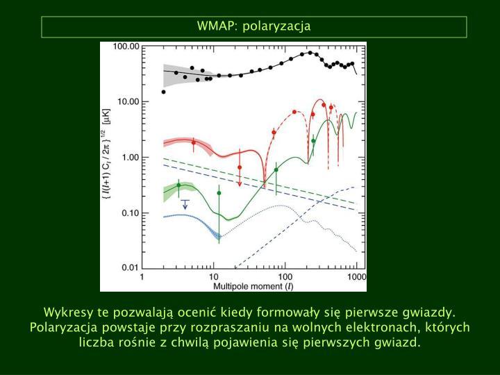 WMAP: polaryzacja