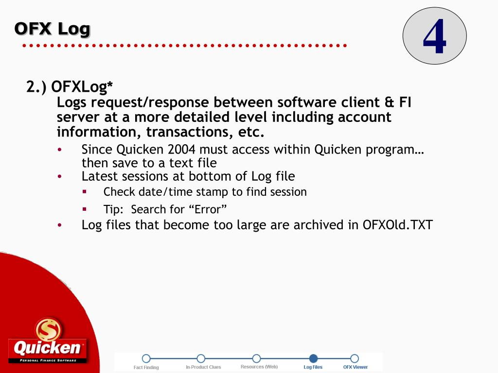 Parse Ofx File