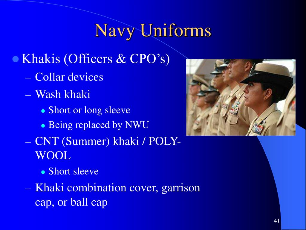 PPT - Intro to NAVSCI PowerPoint Presentation - ID:5190252