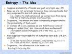 entropy the idea1