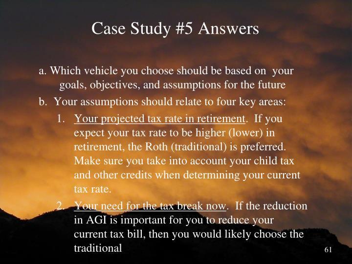 Case Study #5 Answers