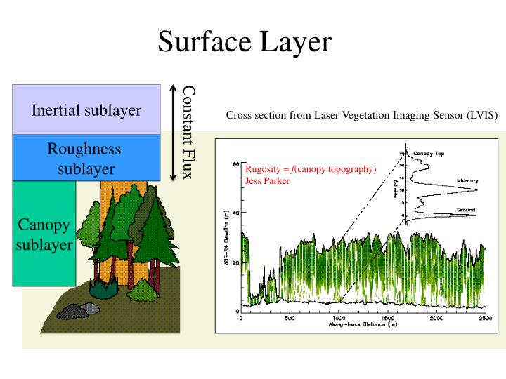 Surface layer