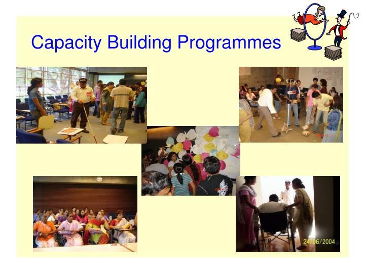 Capacity Building Programmes